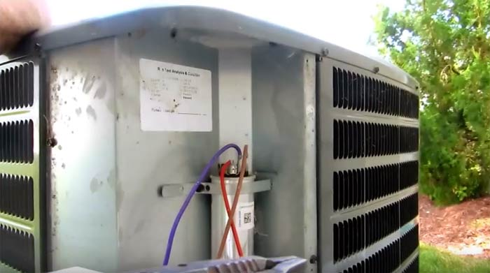 Air Conditioning Repair Service Blampied