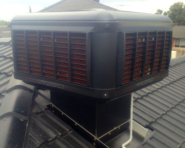Evaporative Cooling Torwood