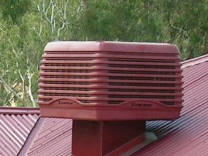 Evaporative Cooling Buckley