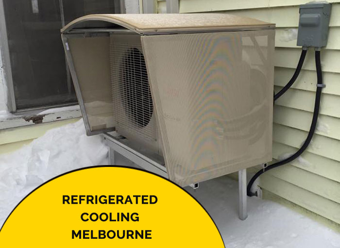 Refrigerated Cooling Buln Buln